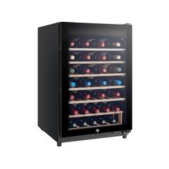 Midea 130L 45 Bottles Wine Cooler MDRW190WCA22AP - NZDEPOT