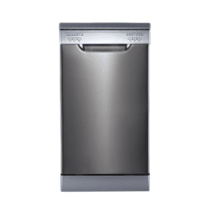 Midea 9 Place Setting Dishwasher Stainless Steel JHDW9FS - NZDEPOT
