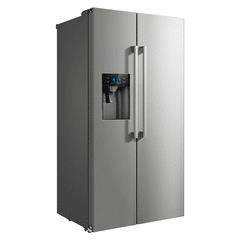Midea 573L Fridge Freezer with Water Dispenser JHSBS573SS - NZDEPOT