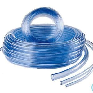 PVC tube (clear) for condensate pump 6mm, 9.5mm - 30-meter roll - NZ DEPOT